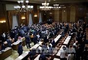Các đảng đối lập Nhật Bản cản trở thông qua dự luật an ninh