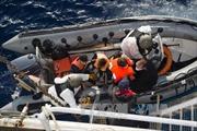 Hai thuyền bị đắm trên biển Aegean, 13 người di cư thiệt mạng