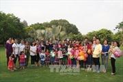 Đại sứ quán Việt Nam tại Ấn Độ tổ chức Tết Trung Thu