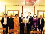 Đẩy mạnh hợp tác giữa hai Hội Nhà báo Việt Nam-Hàn Quốc