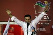 Đảng Syriza chiến thắng trong tổng tuyển cử Hy Lạp