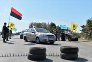 Người Tatar phản đối Nga sáp nhập Crimea