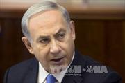 Thủ tướng Israel tới Nga thảo luận về Syria
