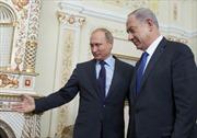 Ông Putin trấn an Thủ tướng Israel về Iran, Syria