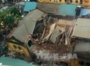 Nạn nhân thứ hai trong vụ sập nhà cổ đã tử vong