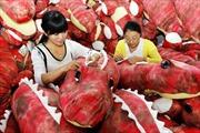Chỉ số PMI của Trung Quốc xuống mức thấp nhất trong 6 năm rưỡi