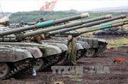 Nhóm Tiếp xúc không đạt thỏa thuận rút vũ khí ở Donbass