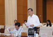 Cho ý kiến về dự án Luật về hội