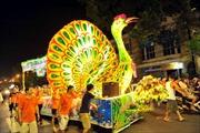 Rực rỡ đêm hội Trung thu lớn nhất Việt Nam