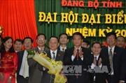 Đồng chí Lê Diễn được bầu làm Bí thư Tỉnh ủy Đắk Nông