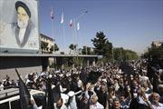 Iran biểu tình phản đối Saudi Arabia sau thảm kịch giẫm đạp