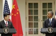 Chủ tịch Tập Cận Bình nêu đề xuất 6 điểm phát triển quan hệ Trung - Mỹ