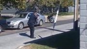 Mỹ chấn động vụ cảnh sát bắn người da đen trên xe lăn