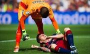 Messi dính chấn thương, nghỉ thi đấu 8 tuần