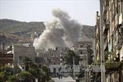 Không quân Pháp lần đầu tiên không kích IS tại Syria