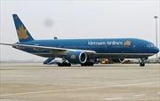 Vietnam Airlines điều chỉnh lịch bay đến Đài Bắc do bão Dujuan