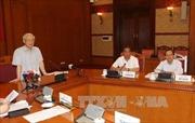Phiên họp thứ 8 Ban Chỉ đạo Trung ương về phòng, chống tham nhũng