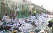 Vụ giẫm đạp tại Mecca: Số người chết lên tới 1.100