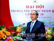 Đại hội Thi đua yêu nước toàn quốc Hội Chữ thập đỏ Việt Nam