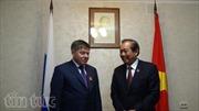 Tăng cường hợp tác giữa hai ngành tòa án Việt Nam và LB Nga