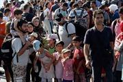 1,4 triệu người di cư sang châu Âu trong năm 2015-2016