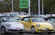 Thêm hàng trăm nghìn xe Volkswagen dùng phần mềm gian lận