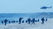 NATO tập trận hải quân lớn tại biển Baltic
