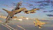 Thổ Nhĩ Kỳ điều F-16 chặn đầu tiêm kích Nga