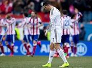 Real sảy chân trong trận derby thành Madrid
