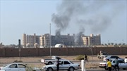 Tổng hành dinh chính phủ Yemen trúng rocket