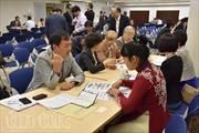 Hội thảo kinh tế và giao thương doanh nghiệp Việt-Nhật