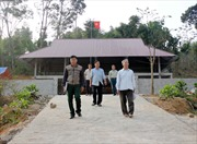 Người dân là chủ thể trong xây dựng nông thôn mới