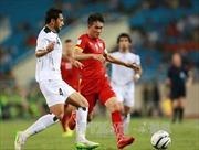 Đội tuyển Việt Nam để tuột chiến thắng trong gang tấc
