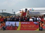 Vietjet khai trương đường bay TP Hồ Chí Minh - Myanmar
