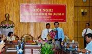 Công bố Quyết định chuẩn y Phó Bí thư Tỉnh ủy Tây Ninh