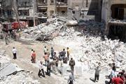 Mỹ cấp vũ khí cho lực lượng nổi dậy tại Syria