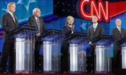 Những câu hỏi khó đặt ra cho ứng viên đảng Dân chủ Mỹ