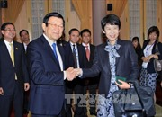 Chủ tịch nước tiếp Đoàn doanh nghiệp Nhật Bản