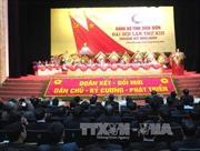 Ông Trần Văn Sơn được bầu làm Bí thư Tỉnh ủy Điện Biên