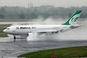 Máy bay Iran rơi động cơ, phải hạ cánh khẩn