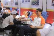 Ngày hội hiến máu tình nguyện