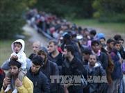 Vấn đề người di cư: Thổ Nhĩ Kỳ chỉ trích mức hỗ trợ tài chính của EU