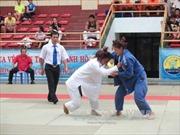Khởi tranh Giải Judo quốc tế Việt Nam năm 2015