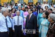 Chủ tịch nước gặp mặt điển hình dân vận khéo TPHCM