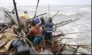 Philippines ngả nghiêng vì bão Koppu