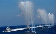 Uy dũng dàn chiến hạm hải quân Nhật Bản