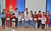 Tuổi trẻ TTXVN và Thành đoàn Lào Cai tiếp sức học sinh nghèo