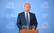 Tổng thống Putin: Quân khủng bố tại Syria âm mưu gây bất ổn mới