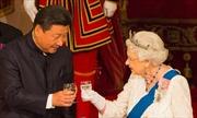 Nữ hoàng Anh đón Chủ tịch Trung Quốc tại Điện Buckingham