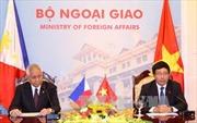 Việt Nam-Philippines họp cấp Bộ trưởng Ngoại giao